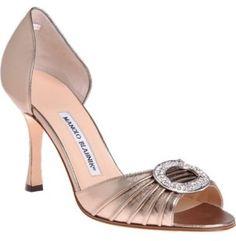 Zapatos de novia nude | Preparar tu boda es facilisimo.com