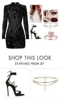 """engaged"" by isabelrodriguesvaz ❤ liked on Polyvore featuring Dsquared2"