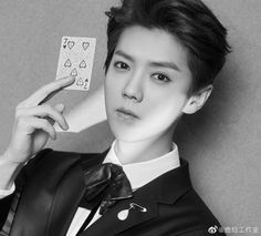 China Entertainment News: Lu Han Happy Pictures, Beautiful Pictures, Fandom, Hunhan, Chanyeol, China, Entertaining, Men Celebrities, News