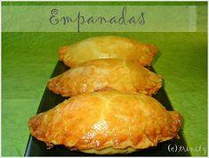 Empanadas, Calzone, Baked Goods, Cheese, Snacks, Baking, Food, Appetizers, Bakken