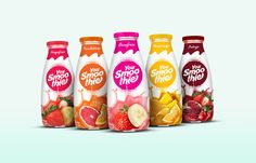 You Smoothie on Behance