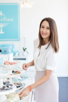 Rosie O'Neill of Sugarfina #theeverygirl #candy #career