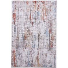 Delacora Hadley x Viscose Abstract Rectangular Thr Ivory / Multi Home Decor Rugs Throw Rugs Traditional Area Rugs, High Fashion Home, Online Home Decor Stores, Throw Rugs, Handmade Rugs, Blue Area Rugs, Colorful Rugs, Rug Size, Weaving