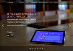 TETSZŐLEGES SZÁMÚ BANK ÉS PÉNZTÁR KEZELÉSE Tetszőleges számú bankot és pénztárt hozhat létre és kezelhet, 34 különböző devizában, a pénztárakhoz akár több pénztárost is rendelhető a Tablet Készlet és a Tablet Ügyvitel alkalmazásainkban. Telepítse most és tegye próbára a saját adataival! http://tabletinvoice.com/