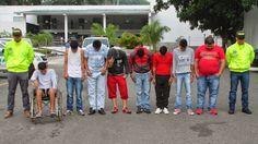 """Noticias de Cúcuta: En la operación """"Alfil"""" cayeron ocho presuntos int..."""