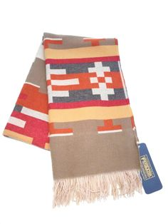 PENDLETON PORTLAND COLLECTION STOLE #1