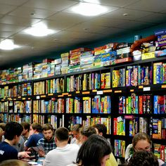 This is Thirsty Meeples. It's a board-game café in Oxford with over 1,800 games.   There Is Going To Be A Board-Game Café In London Pretty Soon