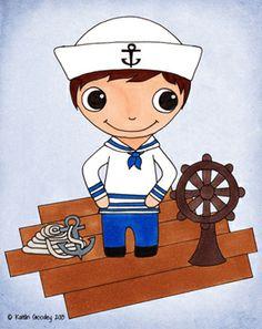 Sailor by Kaitlin Goodey