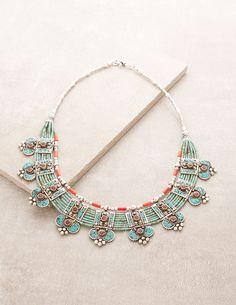Tibetan Ananda Necklace