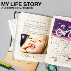 """Diario """"My Life Story"""""""