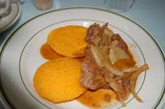 Tortillas con biste de higado
