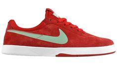 Nike SB Koston 1 - Sport Red / Tourmaline | KicksOnFire