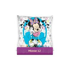 Minnie Mouse singing kids pillowcase | Poszewka Myszka Minnie 12