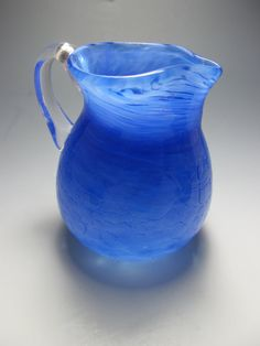 Blue Glass  !