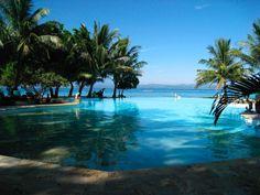 Gangga Island Resort & Spa (Manado, Indonesia) – 7 netter, 7 dykk, all-inclusive: 15000 kr. Pakke 5+5 Gangga+Papua Paradise, inkl 3 timer massasje og 14 dykk: 20000 kr pr pers.