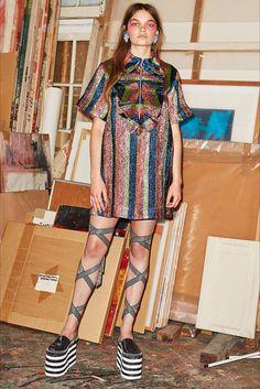 Sfilata House of Holland Londra - Pre-collezioni Primavera Estate 2018 - Vogue