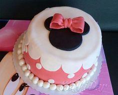 Minnie Mouse cake, torta Mini Maus