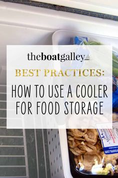 Step-by-step instructions for how to use an ice box or cooler for food storage. Learn how to set your cold box up and how long you can expect ice to last.