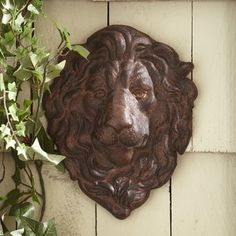Lion's Head Wall Art