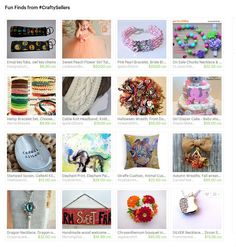 Thank you very much @dashofflair for the treasury! https://www.etsy.com/treasury/Mzk1MjU2MTV8MjcyNTM2OTUwNQ/fun-finds-from-craftysellers