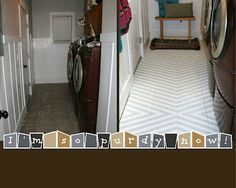 diy paint tile floors