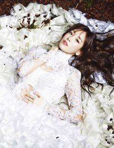 SNSD TaeYeon So Beautiful~~