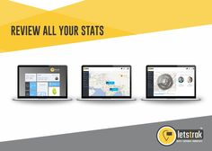 Workforce analytics, data aggregation, pattern interpretation, mileage estimator, time clocking and geo centric reports are few of the many attributes of the web linked app feature of Letstrak used to optimize your workforce and fleet. #FleetManagementSystem #FleetTracker https://www.letstrak.com