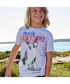 Cherokee Boys Pawsome T-Shirt - 5-6 Years.