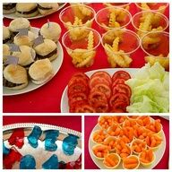 Cute kid party idea
