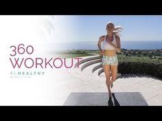 360 Workout | Rebecca Louise - YouTube