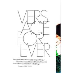 Versace for H&M in ELLE UK ❤ liked on Polyvore featuring text, backgrounds, articles, words, versace, quotes, magazine, phrase, saying and filler