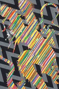#japanese-style #japanese-pattern #kimono #art #modernart #contemporaryart #artwork #handmade #digital painting #kawaii #child #children #boy #girl #takashi murakami #yoshitomo nara #yayoi kusama #takaki sugawara