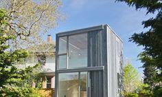 Dit draaiende tiny house is perfect voor zonaanbidders