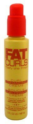 Samy Fat Curls Enhancing Creme 5oz ** This is an Amazon Affiliate link. Be sure to check out this awesome product.