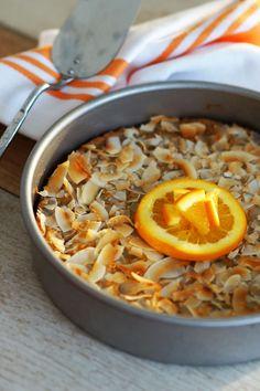 Orange & Rose Honey Cake | Autoimmune-Paleo.com