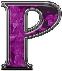 Purple P....