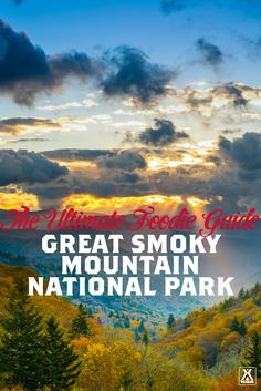 Find the best spots to chow down in the Smokies. Tennessee Vacation, Tennessee Attractions, Tennessee Gatlinburg, East Tennessee, Camping Spots, Camping Hacks, Camping Gear, Mountain Vacations, Smoky Mountain National Park