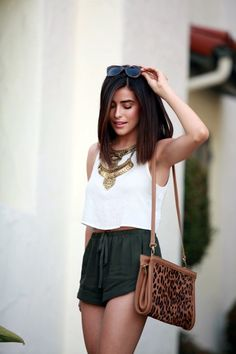 Worth Copying Summer Outfits for Girls to Try in 2016 | http://hercanvas.com/worth-copying-summer-outfits-girls-try-2016/