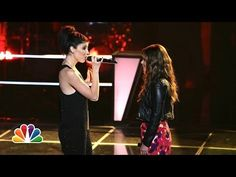 """Briana Cuoco vs. Jacquie Lee: """"House of the Rising Sun"""" - The Voice High..."""