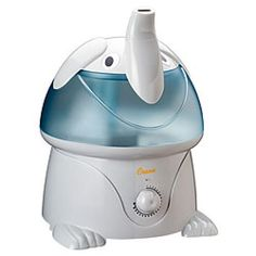 Crane Adorable Humidifiers Tabletop Cool Mist Humidifier (For Rooms Square Feet) at Lowe's. Get relief from cold and flu symptoms and bring wellness to your entire family with a Crane adorable humidifier. How To Clean Humidifier, Best Humidifier, Ultrasonic Cool Mist Humidifier, Humidifier Baby, Thing 1, Grey Elephant, Elephant Stuff, Elephant Gifts, Virtual Reality