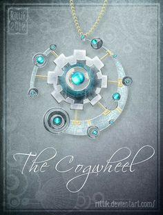 Amulet - The Cogwheel