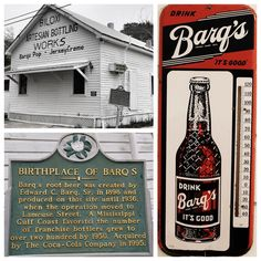 Biloxi, Ms. - Birthplace of the famous Barq's Root Beer