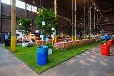Super locatie voor een zakelijk event - Sugar City in Amsterdam. Cateringstudio komt overal!