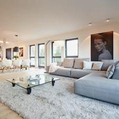 loft, bauhausstil | lofts, interiors and living rooms - Innenarchitektur Design Modern Wohnzimmer