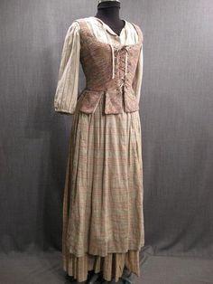 Brown and Beige Renaissance Mode, Renaissance Costume, Medieval Costume, Renaissance Fashion, Renaissance Clothing, Medieval Dress, Historical Clothing, Edwardian Clothing, Ella Enchanted