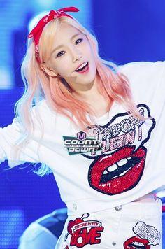 150723 Taeyeon - Party @ M Countdown Generation Photo, Girls' Generation Taeyeon, Girls Generation, Snsd, Seohyun, S Girls, Kpop Girls, South Korean Girls, Korean Girl Groups