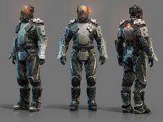 ArtStation - Singularity: Elite Spetsnaz Game Res, Sean Binder