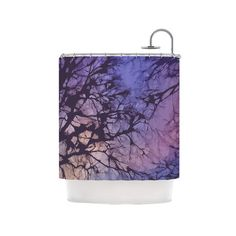 #shower #curtain #purple #bathroom #home #kessinhouse #tomo