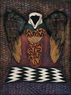 Meinrad Craighead - Crow Mother, Her Eyes, Her Eggs