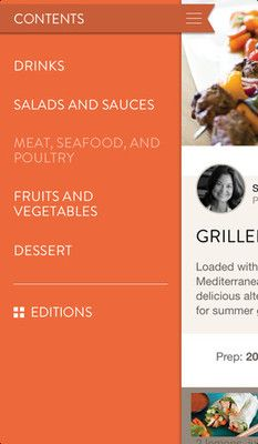 navigation on Foodie Recipes — 12 months ago with 3 notes recipes Easy Weight Loss, How To Lose Weight Fast, Mobile App Design, Mobile Ui, Android Ui, Ui Patterns, User Interface Design, Interactive Design, Ui Design